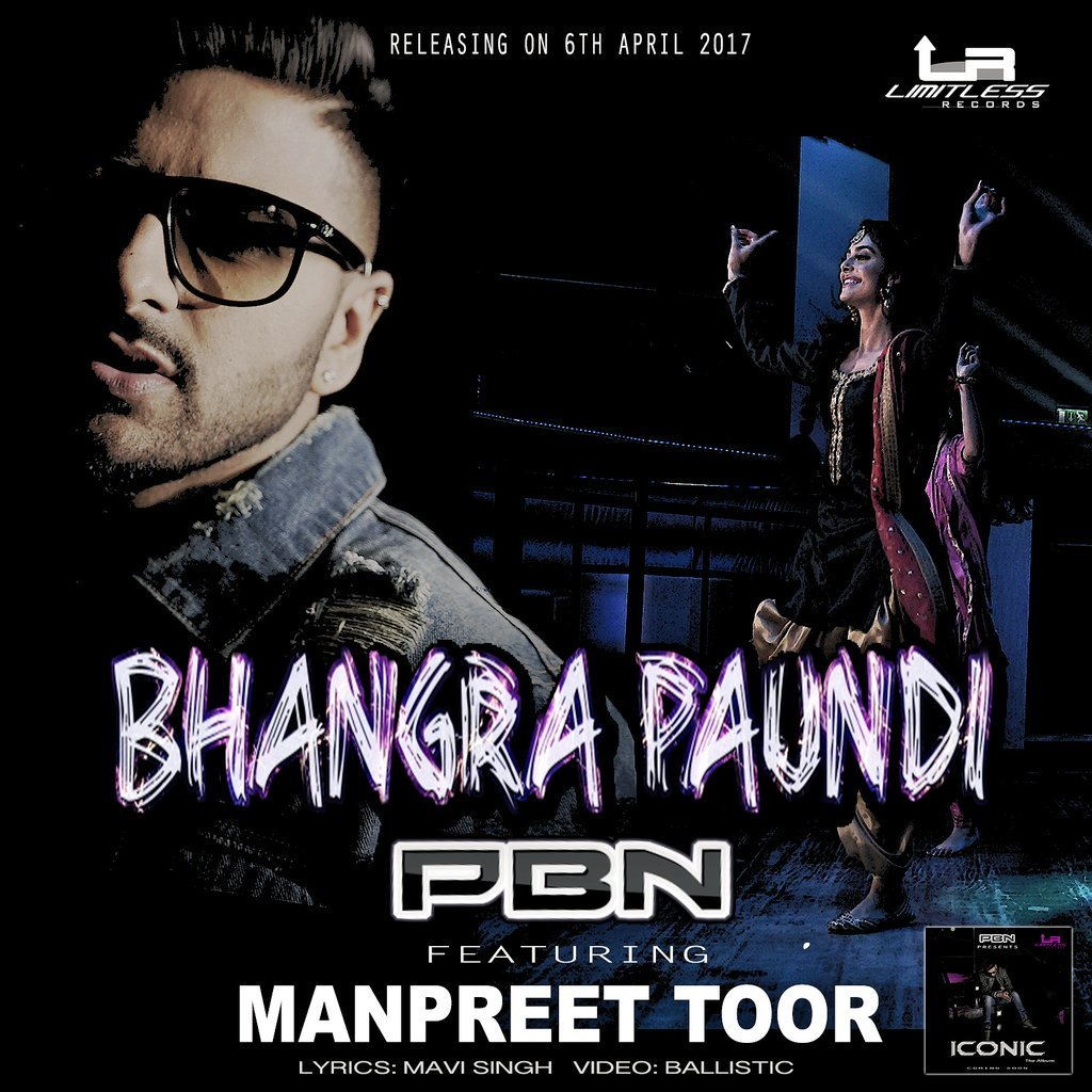 Roop Bhullar 31 March New Song: BhangraReleases.com / Cutting Edge Music News PBN Ft