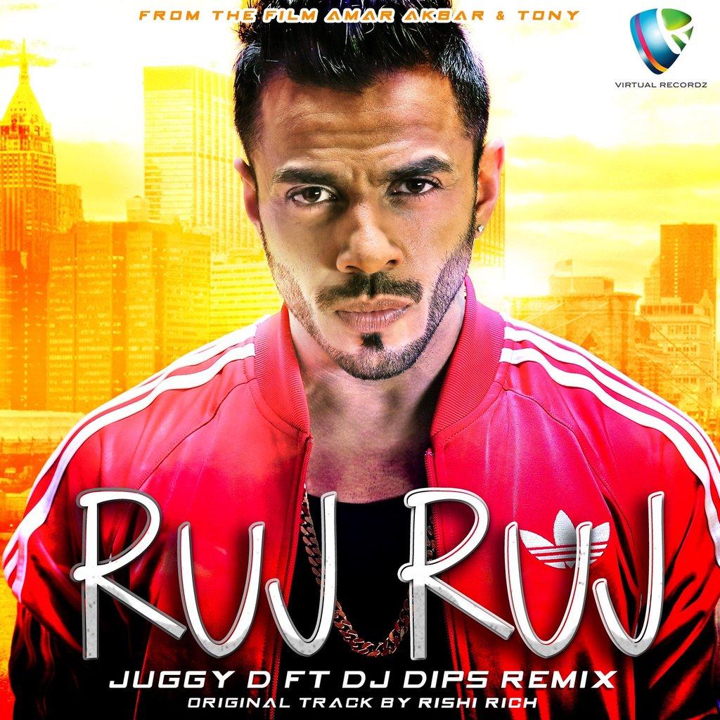 Mubarakan title track remix single juggy d, yash narvekar.