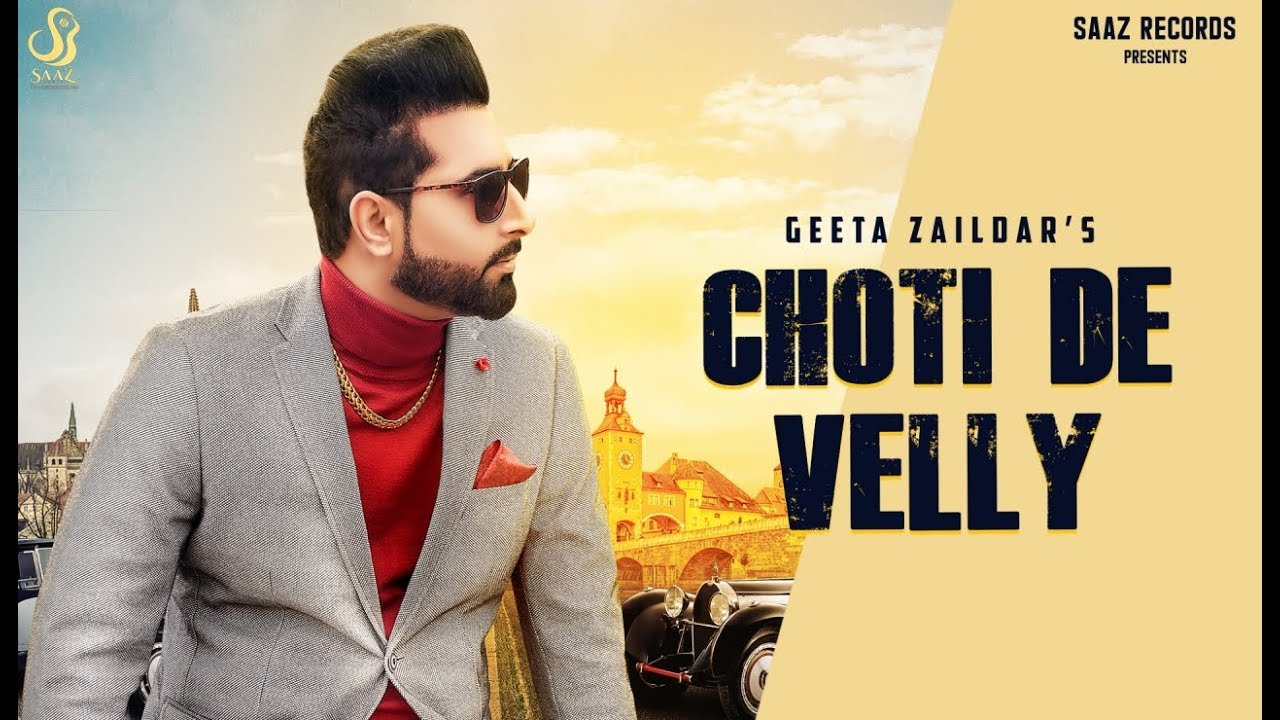 Geeta Zaildar Choti De Velly Full Video Bhangrareleases Com Music 4 U