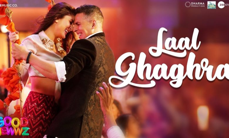 Sahara Uk Laal Ghaghra Features In The Movie Good Newwz Bhangrareleases Com Music 4 U